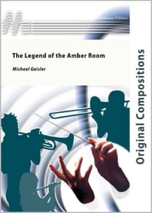 The Legend of the Amber Room Michael Geisler Partition laflutedepan