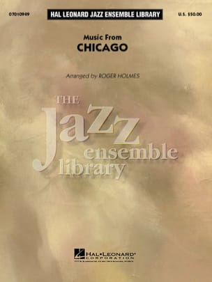 Chicago, Music from - Kander John / Ebb Fred - laflutedepan.com