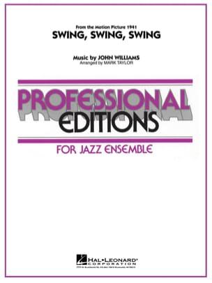 Swing, Swing, Swing John Williams Partition ENSEMBLES - laflutedepan