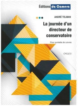 La Journée d'un Directeur de Conservatoire André Telman laflutedepan