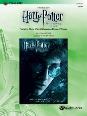 Harry Potter and the Half-Blood Prince, Selections from - laflutedepan.com