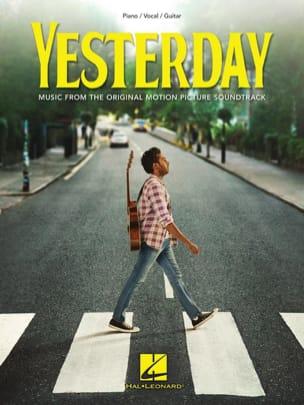 BEATLES - Yesterday - Musique du Film - Partition - di-arezzo.fr