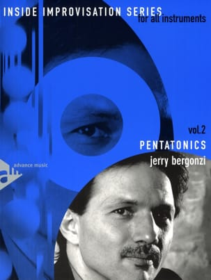 Volume 2 - Pentatonics Jerry Bergonzi Partition laflutedepan