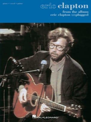 Eric Clapton - Unplugged - Eric Clapton - Partition - laflutedepan.com