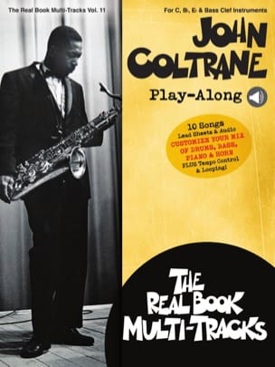 John Coltrane - Real Book Multi-Track Volume 11 - John Coltrane Play-Along - Sheet Music - di-arezzo.co.uk