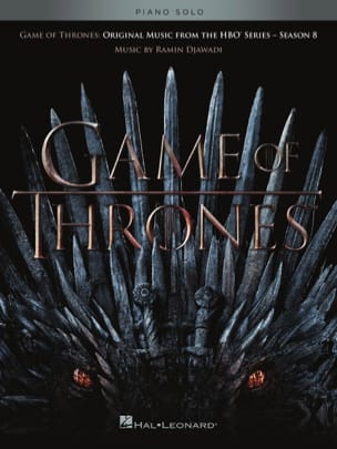 Game of Thrones, Saison 8 - Musiques de la série TV - Partition - di-arezzo.fr