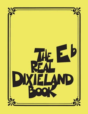 The Real Dixieland Book - Eb - Partition - Jazz - laflutedepan.com