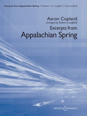 Excerpts from Appalachian Spring COPLAND Partition laflutedepan