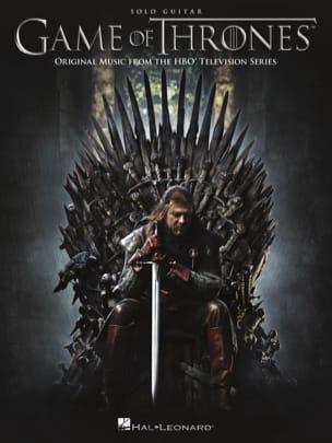 - Game of Thrones - Soundtracks der Fernsehserie - Noten - di-arezzo.de