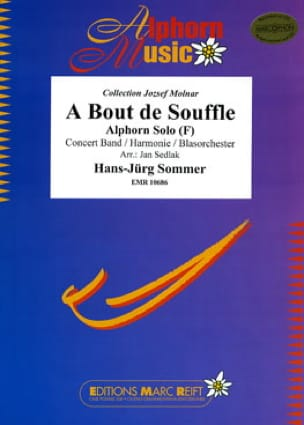 Hans-Jürg SOMMER - Breathless - Sheet Music - di-arezzo.co.uk