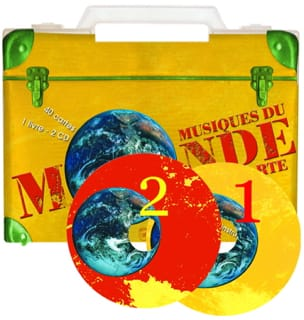 World Music à la carte - Sheet Music - di-arezzo.co.uk