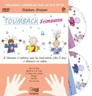 Stéphane Grosjean - Toumback Frimousse - Partitura - di-arezzo.es