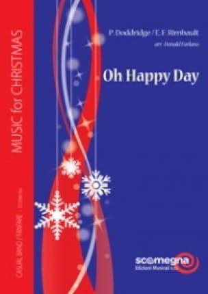 Oh Happy Day Traditionnel Partition ENSEMBLES - laflutedepan