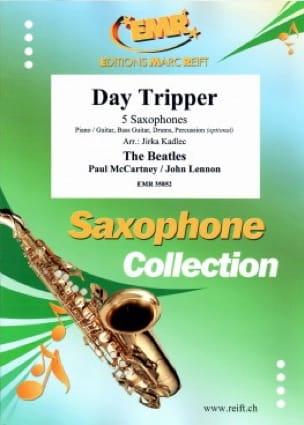 Day Tripper - Quintette de Saxophones BEATLES Partition laflutedepan