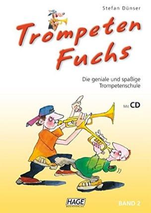 Stefan Dünser - Trompeten Fuchs Band 2 - Sheet Music - di-arezzo.co.uk
