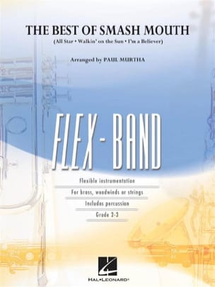 - The Best of Smash Mouth - FlexBand - Sheet Music - di-arezzo.com
