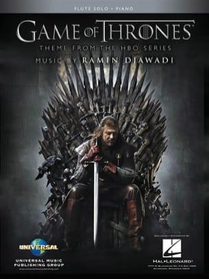 Game of Thrones - Thème de la Serie TV Partition laflutedepan