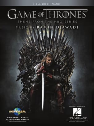 Game of Thrones - Thème de la Serie TV Partition Alto - laflutedepan