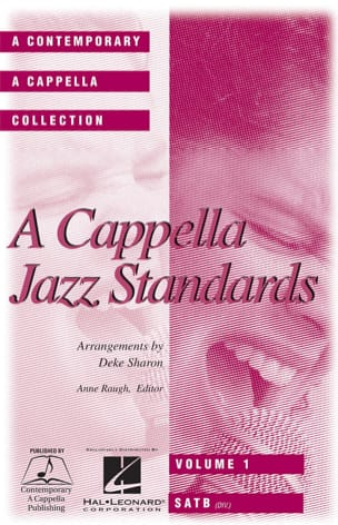 - A Cappella Jazz Standards (Collection) - Sheet Music - di-arezzo.co.uk