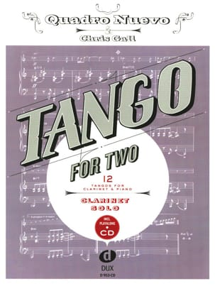 - Tango For Two - Clarinet - Sheet Music - di-arezzo.com