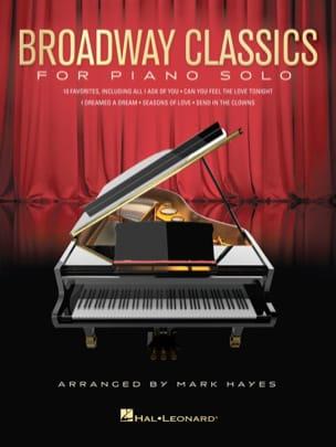 - Broadway Classics for Piano Solo - Sheet Music - di-arezzo.co.uk