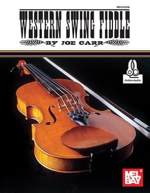Joe Carr - Western Swing Fiddle - Partition - di-arezzo.fr