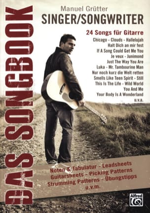 - Singer / Songwriter Das Songbook - Band 1 - Sheet Music - di-arezzo.co.uk