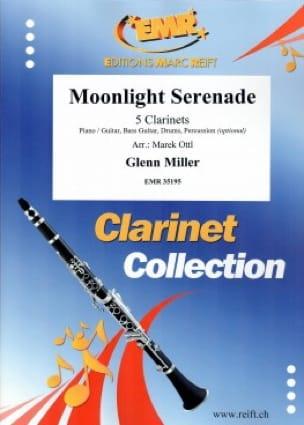 Moonlight Serenade Glenn Miller Partition Clarinette - laflutedepan