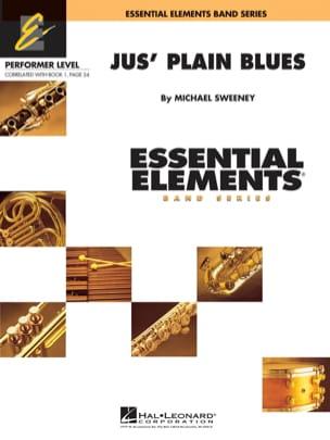 Jus' Plain Blues - Essential Elements Band Series laflutedepan