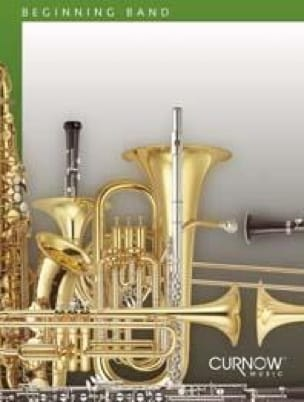 The Beginning Band Collection (Clarinette 2) Partition laflutedepan