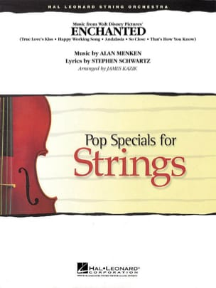 Enchanted (Music from) - Pop Specials For Strings - laflutedepan.com