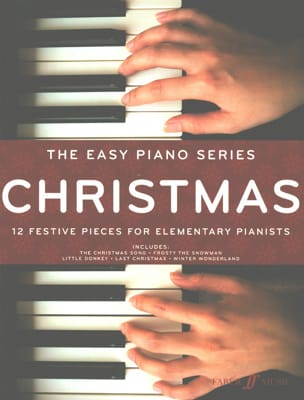 Noël - La serie Easy Piano - Navidad - Partition - di-arezzo.es