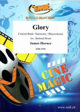 Glory - Musique du film James Horner Partition laflutedepan