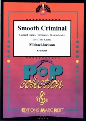 Smooth Criminal - Jackson Michael - Partition - laflutedepan.com