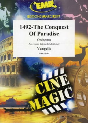 Vangelis - 1492 - The Conquest of Paradise - Sheet Music - di-arezzo.com
