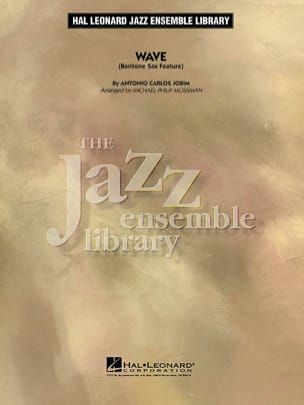 Wave - Antonio Carlos Jobim - Partition - ENSEMBLES - laflutedepan.com