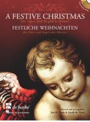 A Festive Christmas - Noël - Partition - Trompette - laflutedepan.com