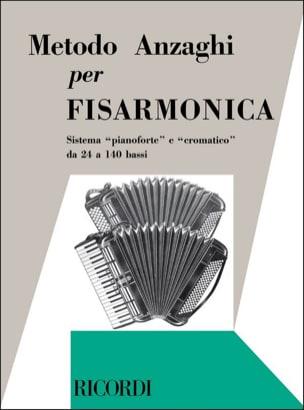 Luigi Oreste Anzaghi - Metodo Completo Teorico-Pratico Progressivo - Sheet Music - di-arezzo.co.uk