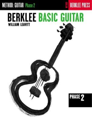 William Leavitt G. - Basic Guitar - Phase 2 - Sheet Music - di-arezzo.co.uk