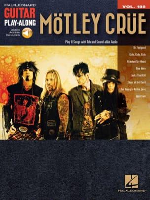 Guitar Play-Along 188 - Mötley Crüe Crüe Mötley Partition laflutedepan