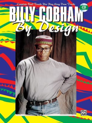 By Design Billy Cobham Partition Batterie - laflutedepan