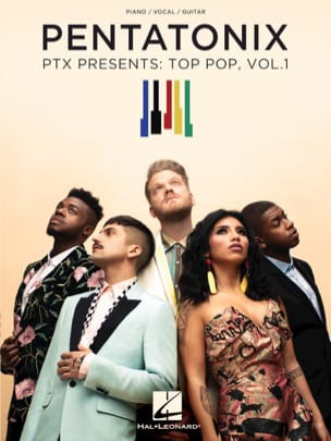PTX Presents: Top Pop - Volume 1 - Pentatonix - laflutedepan.com