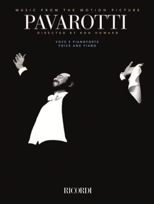 - Luciano Pavarotti - Música de películas - Partitura - di-arezzo.es