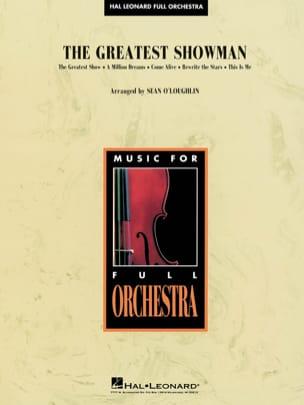 Benj Pasek - The Greatest Showman - Sheet Music - di-arezzo.com
