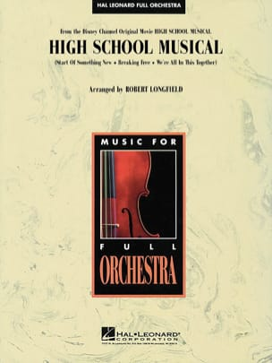 - High School Musical - Sheet Music - di-arezzo.com