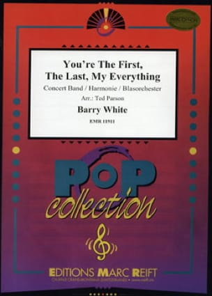 Barry White - You're The First, The Last, My Everything - Sheet Music - di-arezzo.com