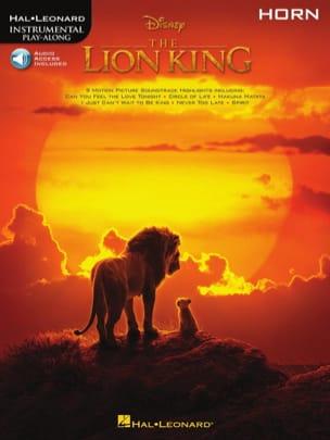 Le Roi Lion - Musique du film pour Cor DISNEY Partition laflutedepan