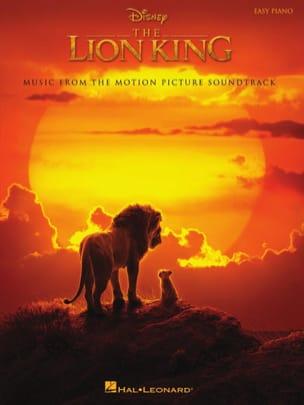 Le Roi Lion - Musique du film - DISNEY - Partition - laflutedepan.com