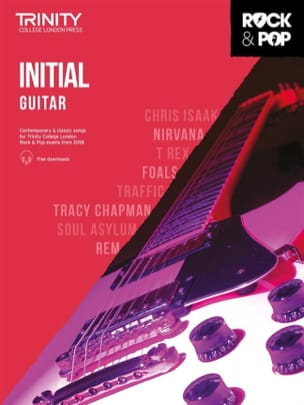 Trinity Rock and Pop 2018 -20 Guitar Initial laflutedepan