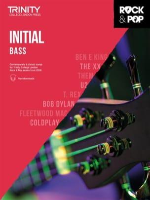 Trinity Rock and Pop 2018-20 Bass Initial Auteurs Divers laflutedepan